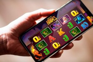 мобильное приложение казино Фараон