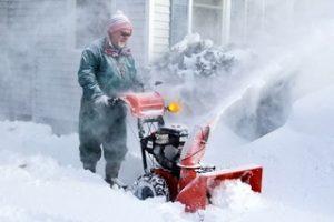 снегоуборочных машин для дачи