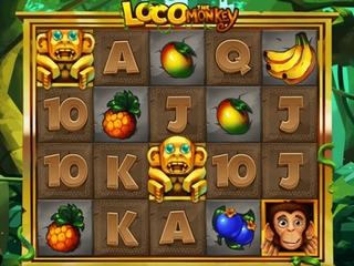 Слот Loco the Monkey от Quickspin