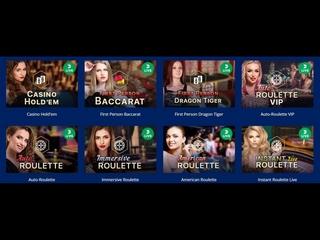 Живые дилеры в онлайн казино Vostok